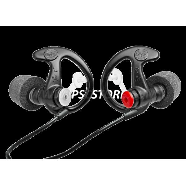 SureFire EP7 Sonic Defenders Ultra, Black, Medium