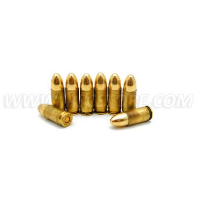 Zala Arms 9mm Luger 124gr OPEN - 200 pcs