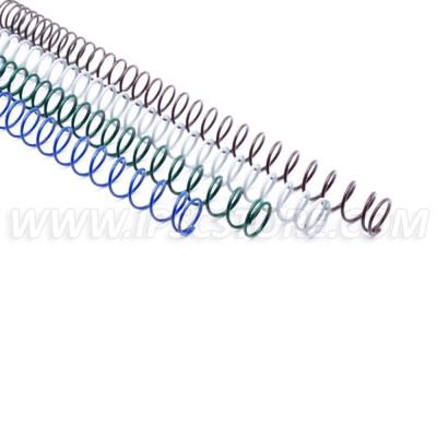 Eemann Tech Πακέτο καλιμπραρίσματος επανατατικών ελατηριων OPEN MAJOR για 1911/2011