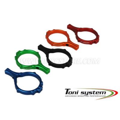 TONI SYSTEM LEOMAT45 Scope throw lever, ring diameter 45mm