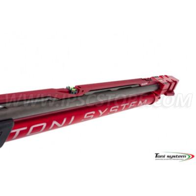 TONI SYSTEM BMR65 Shotgun Rib for Benelli Montefeltro-Raffaello, barrel 650mm