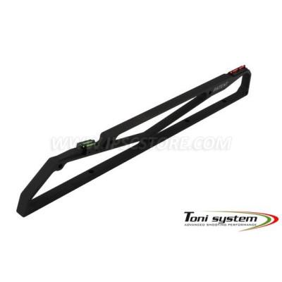 TONI SYSTEM BP1M4N Rib for Long distance, fiber diameter 1mm