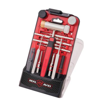 REAL AVID AVHPS-AR Accu-Punch™ Hammer & AR15 Punches Set