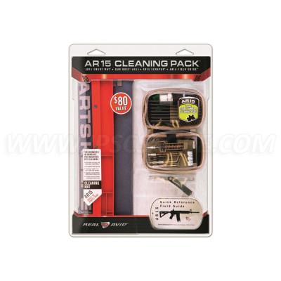 REAL AVID AVAR15CLPK AR-15 Cleaning Pack