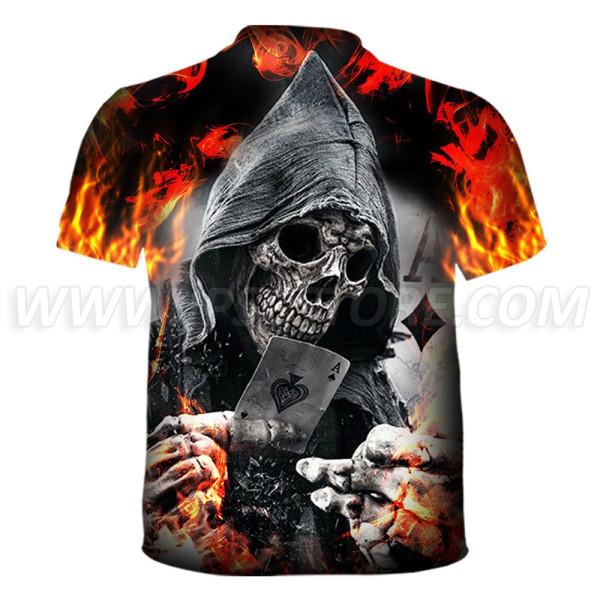 DED Skull T-shirt