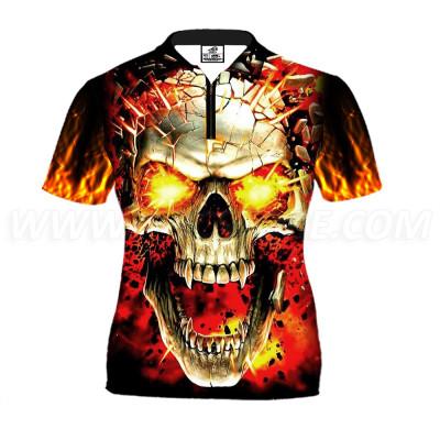 DED Women's Skull T-shirt