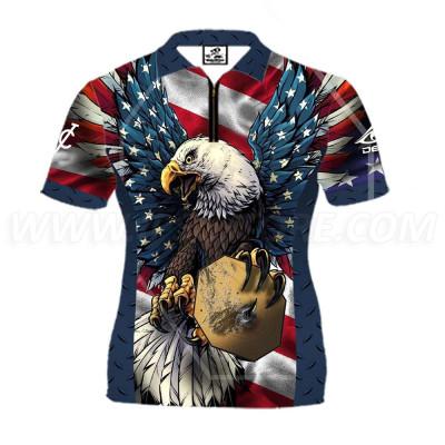 DED Women's DVC America T-shirt