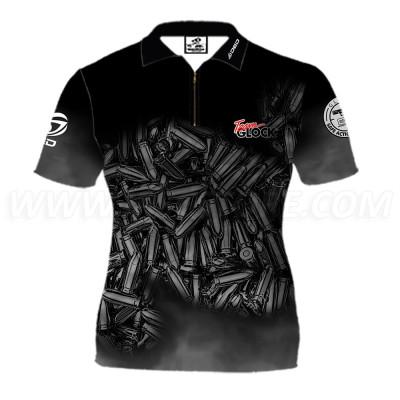 T-särk DED Women's Team Glock Black