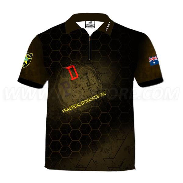 DED Practical Dynamics Inc T-shirt