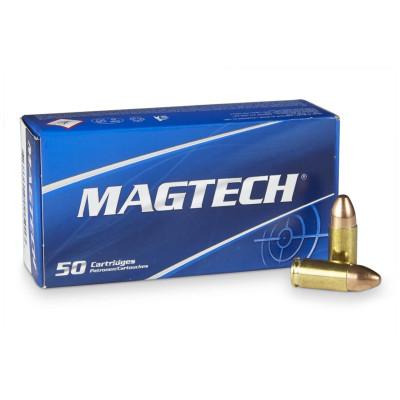 MAGTECH 9x19 LUGER 50 tk. karbis
