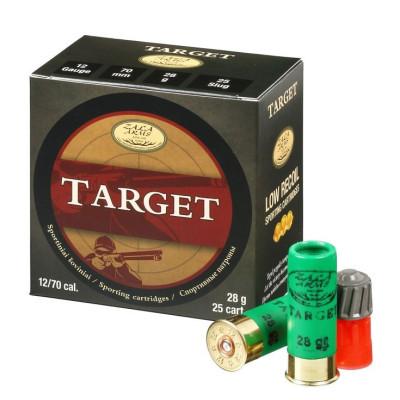 ZALA ARMS Target Slug 28g .12/70 - 25pcs BOX