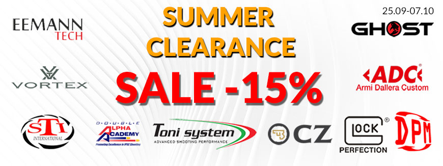 IPSCSTORE - SUMMER CLEARANCE SALE