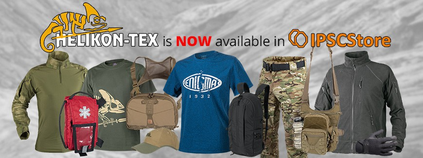 ALL HELIKON-TEX PRODUCTS ARE NOW IN IPSCSTORE.