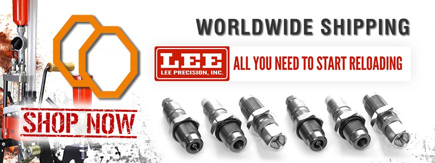 LEE PRECISION PRODUCTS ARE NOW AVAILABLE IN IPSCSTORE