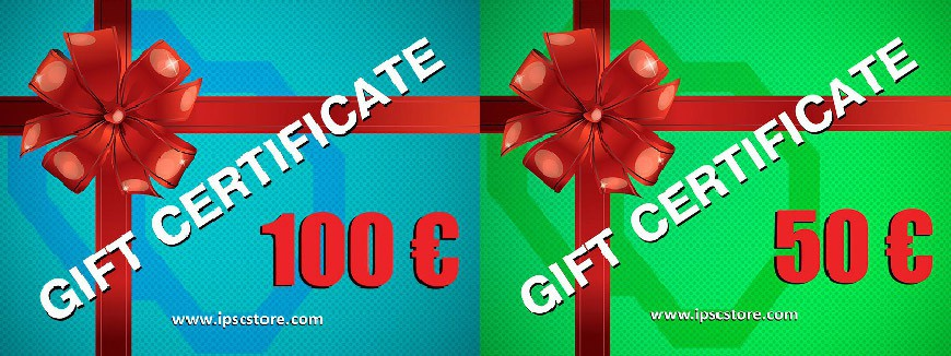 IPSCStore Gift Certificate is Available Now