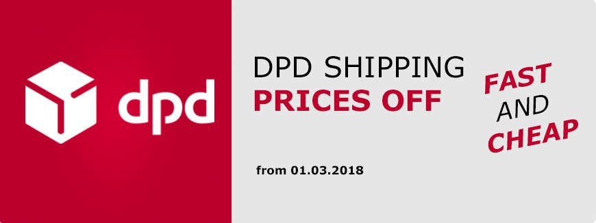 DPD PRICES OFF!