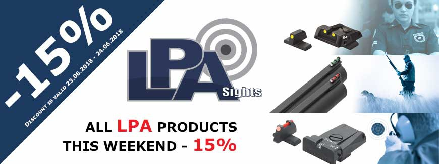 LPA Sights Weekend Discount