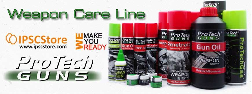 Weapon Care Line