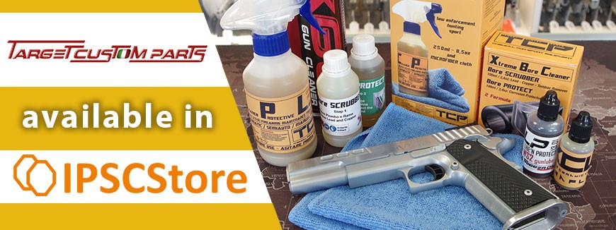 TARGET CUSTOM PARTS PRODUCTS ARE NOW AVAILABLE IN IPSCSTORE