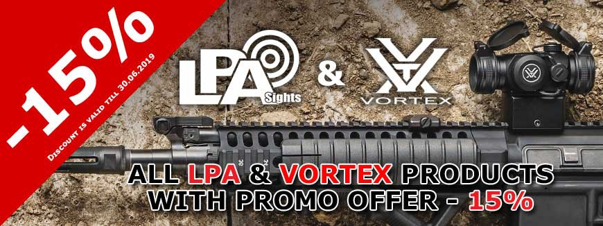 IPSCSTORE - Summer Heat: LPA & VORTEX - 15%